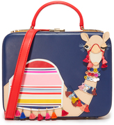 Kate Spade Camel Casie Box Bag