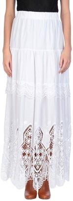 Black Coral Long skirts