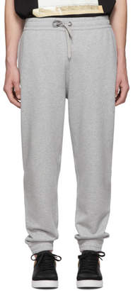 Burberry Grey Logo Oliver Lounge Pants