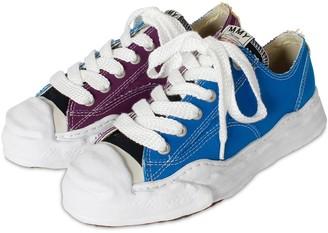 Miharayasuhiro Original Sole Toe Cap Sneakers
