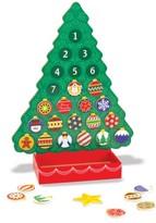 Melissa & Doug Toddler Wooden Advent Calendar