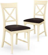 Marks and Spencer 2 Greenwich Dining Chairs