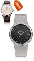 Danish Design Women's 36mm Steel Bracelet & Case Quartz Dial Analog Watch IV63Q951