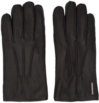 Tiger of Sweden Black Gustave Gloves