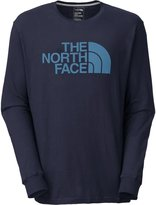 The North Face L/S Half Dome Logo Tee Mens S