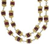 Chanel Filigree Gripoix Choker Necklace