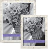 Argento Sweetheart Mother of Pearl Wedding Photo Frames