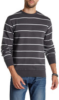 Saturdays Surf NYC Stripe Crew Neck Sweater