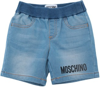 Moschino Denim bermudas