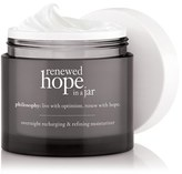 philosophy 'renewed Hope In A Jar' Overnight Recharging & Refining Moisturizer