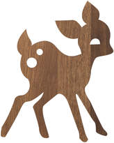 ferm LIVING My Deer Wall Lamp - Smoked Oak