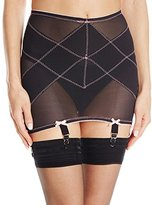 Rago Women's Medium Firm Shaping Open Bottom Girdle