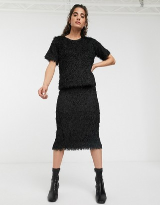 InWear Oran tassel pencil skirt