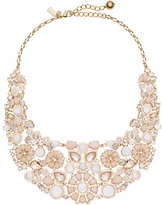 Kate Spade At first blush statement necklace