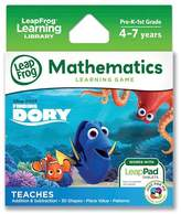 Leapfrog Disney Pixar Finding Dory Learning Game