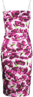 Dolce & Gabbana Pre-Owned 1990s fitted floral dress