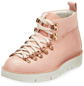 Fracap Leather High-Top Sneaker