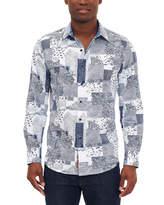 Robert Graham Bhakti Classic Fit Woven Shirt