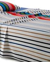 Sonia Rykiel Rue De Nevers Blanc Flat Sheet