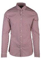 Gucci men's long sleeve shirt dress shirt horse print US size 309114 Z3763 6451
