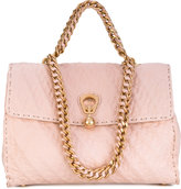 Ermanno Scervino chain shoulder bag - women - Leather - One Size