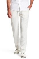 "Dockers Clean Khaki Straight Fit Linen Pant - 32\"" Inseam"