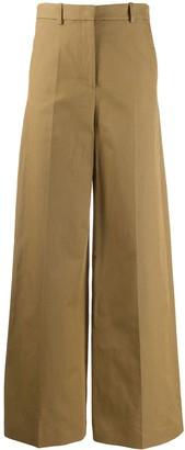 Joseph Alana high-rise wide-leg trousers