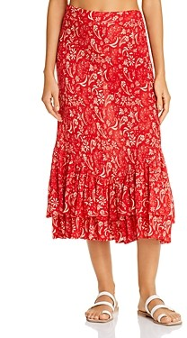 Cool Change Coolchange Florence Meadow Skirt Swim Cover-Up