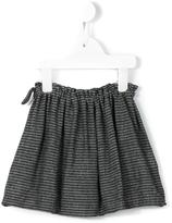 Tree House - 'Sori' striped skirt - kids - Silk/Polyester/Viscose/Wool - 18 mth