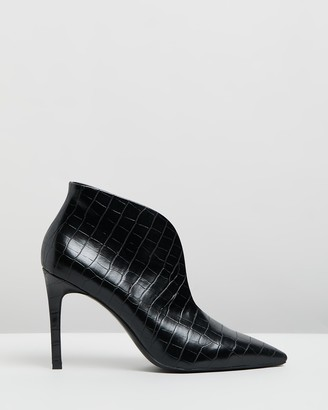 Mng Picoc Ankle Boots