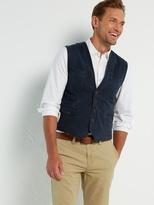 White Stuff Crafted waistcoat