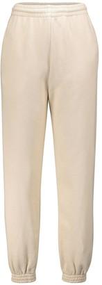 Off-White Cotton sweatpants