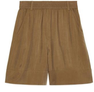 Arket Fluid Cupro Shorts
