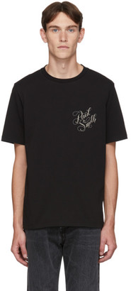 Paul Smith by Mark Mahoney Black Panther Back T-Shirt