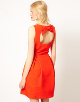 Jaeger Boutique by Chloe Dress with Bow Back