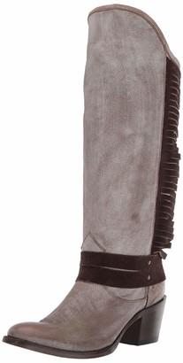 Stetson Women's Dover Work Boot Gray 10 D US