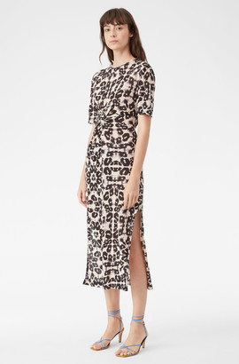 Rebecca Taylor Kaleidoscope Jersey Dress