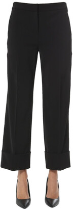 Boutique Moschino Wide Leg Trousers