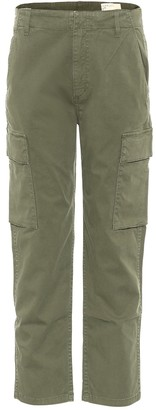 Citizens of Humanity Gaia stretch-cotton cargo pants