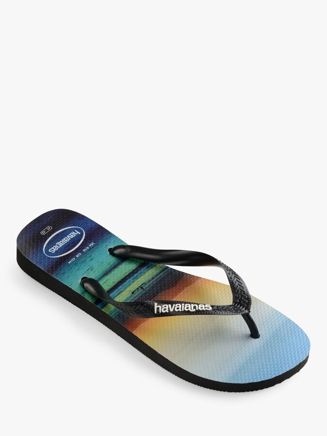 Thumbnail for your product : Havaianas Hype Sunset Flip Flops, Multi