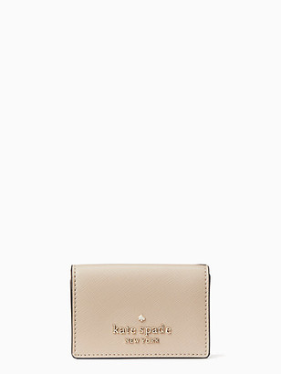 Kate Spade Staci Colorblock Micro Tri Fold Wallet
