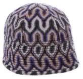 Missoni Patterned Wool Hat