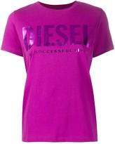 Diesel T-Sily logo T-shirt