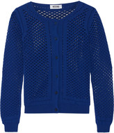 Moschino Cheap & Chic Moschino Cheap and Chic Open-knit cardigan