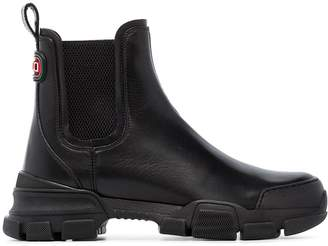 Gucci chunky ankle boots