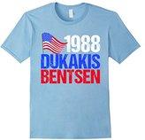 Dukakis Bentsen 1988 Presidential Election Retro