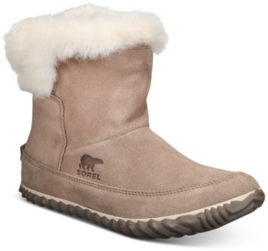 Sorel Women's Out N About Booties Women's Shoes