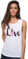 Spiritual Gangster Pineapple Love Tank