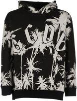 Golden Goose Deluxe Brand Palms Hoodie