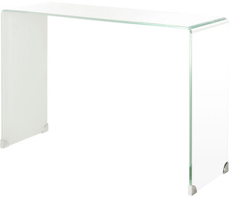 Safavieh Crysta Ombre Glass Console Table